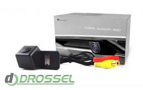 Камера заднего вида Falcon SC84HCCD-170 для Ford Fiesta, Mondeo