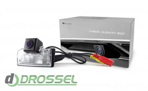 Камера заднего вида Falcon SC86HCCD-170 для Nissan Teana 2012 (у