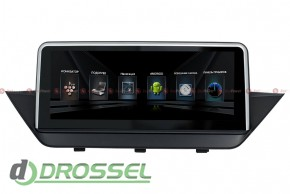 Штатная магнитола RedPower 31099 IPS для BMW X1 (E84)