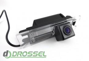 Камера заднего вида Falcon SC88HCCD-170 для Chevrolet Malibu (ул