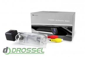 Камера заднего вида Falcon SC90HCCD-170 для Volkswagen Passat B7