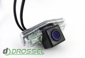 Камера заднего вида Falcon SC91HCCD-170 для Honda Civic 2012 (ул