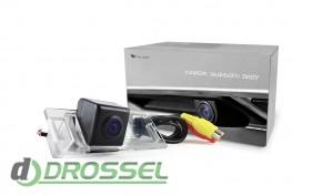Камера заднего вида Falcon SC94HCCD-170 для Chevrolet Aveo (улуч
