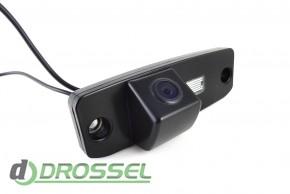 Камера заднего вида Falcon SC98HCCD-170 для Kia Sorento (улучшен