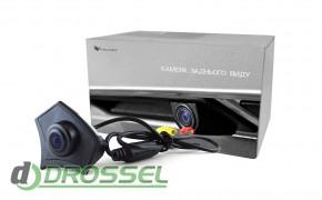 Камера переднего вида Falcon FC05HCCD-170 для Mazda 6 (улучшенна
