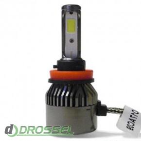 LED лампа STARLITE ST Premium LED H11 5500K