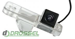 Камера заднего вида Phantom CA-35+FM-03