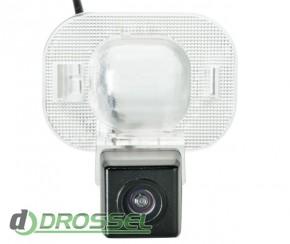 Камера заднего вида Phantom CA-35+FM-09