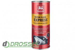Быстрая промывка масляной системы двигателя Wolver Motor Flush E