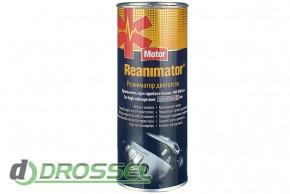 Присадка в моторное масло Wolver Motor Reanimator 4260360940583