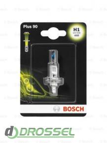 Лампа галогенная Bosch Plus 90 1987301076