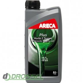 Мотоциклетное моторное масло Areca 2 Temps Plus