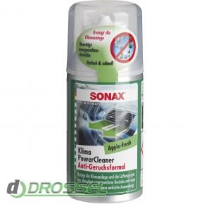 Очиститель кондиционера Sonax Clima Clean 323200