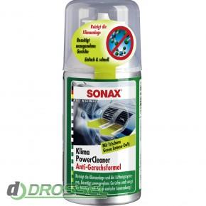 Очиститель кондиционера Sonax Clima Clean 323400