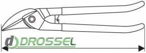 Ножницы для листового металла Expert E184195_2