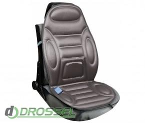 Накидка на сиденье с подогревом Lavita LA 140402GR
