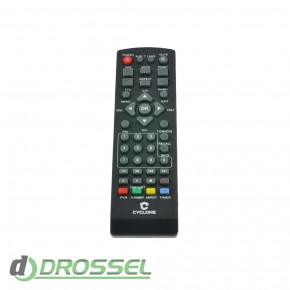 Цифровой ТВ-тюнер DVB-T2 Cyclone T-120-3