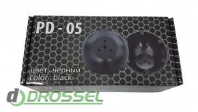 Универсальный подиум для рупорного твитера FSD audio PD-05-1