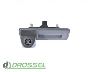 Камера заднего вида AudioSources SKD770 VAG для Skoda Octavia A5