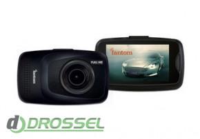 Автомобильный видеорегистратор Fantom DVR-901FHD