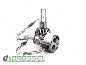 Светодиодная (LED) лампа Fantom FT H3 5500K