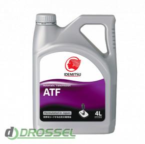 Жидкость для АКПП Idemitsu ATF 4л