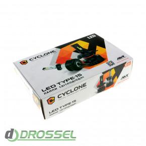 LED лампа Cyclone H1 5000K 4000Lm CSP type 15_4