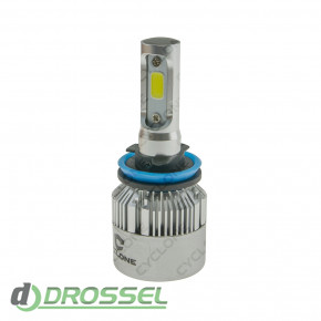 Светодиодная (LED) лампа Cyclone H11 5000K 2800Lm type 20-1