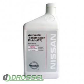 Трансмиссионное масло Nissan ATF Matic Fluid K (999MP-MTK00P)