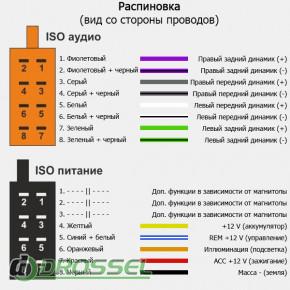 Переходник / адаптер ISO ACV 1024-02-4
