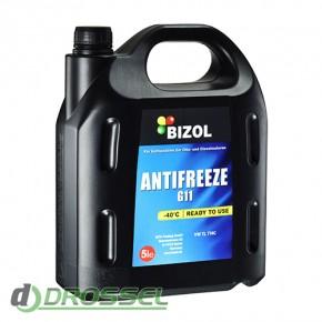 Антифриз Bizol Antifreeze -40 G11_2