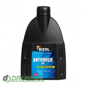 Антифриз Bizol Antifreeze -40 G11_3