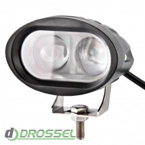 Светодиодная фара (LED BAR) Белавто BOL0210L Combo-1