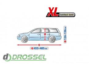 Тент Kegel Basic Garage XL Kombi / Hatchback_2