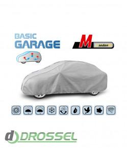 Автотент Kegel Basic Garage М Sedan