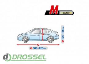 Автотент Kegel Basic Garage М Sedan_2