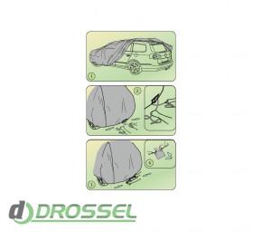 Автотент Kegel Basic Garage М Sedan_3