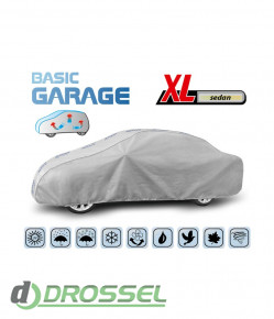 Автотент Kegel Basic Garage XL Sedan