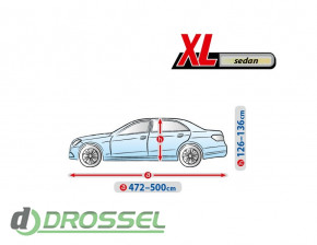 Автотент Kegel Basic Garage XL Sedan_2