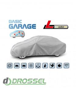 Автотент Kegel Basic Garage L Sedan