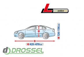 Автотент Kegel Basic Garage L Sedan_2