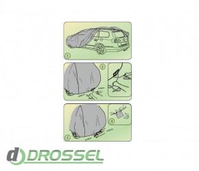 Автотент Kegel Basic Garage L Sedan_3