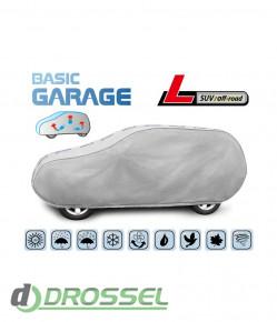 Автотент Kegel Basic Garage L SUV / Off-Road