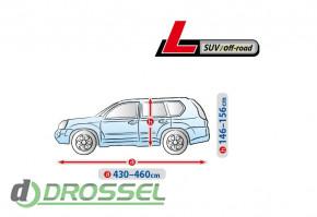 Автотент Kegel Basic Garage L SUV / Off-Road_2