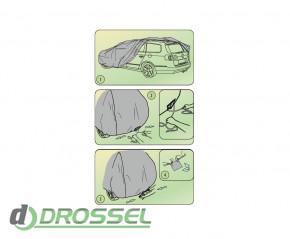 Автотент Kegel Basic Garage L SUV / Off-Road_3