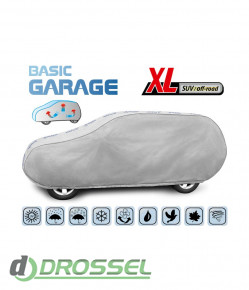 Автотент Kegel Basic Garage XL SUV / Off-Road