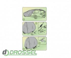 Автотент Kegel Basic Garage XL SUV / Off-Road_3
