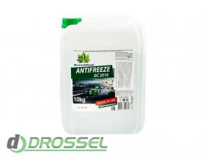 Антифриз GreenCool GC2010 (зеленого цвета)_3