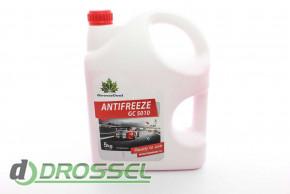Антифриз GreenCool GC5010 (красного цвета)