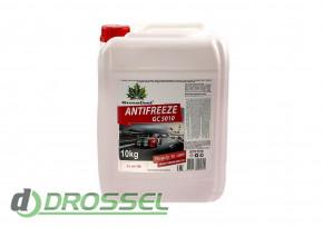 Антифриз GreenCool GC5010 (красного цвета)_3